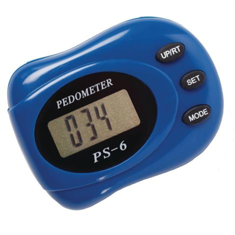 Sammons Preston Pedometer with Clip,Pedometer,Each,81558857