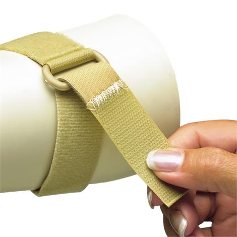 Self-Adhesive D-Ring Cushionstrap With Velcro Hook And Loop,1