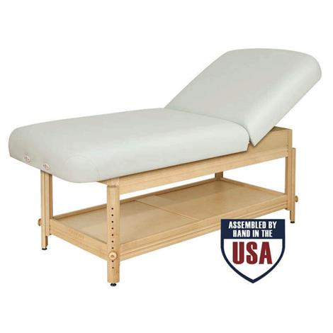 Oakworks Clinician Adjustable Lift-Assist Backrest Top,0,Each,0