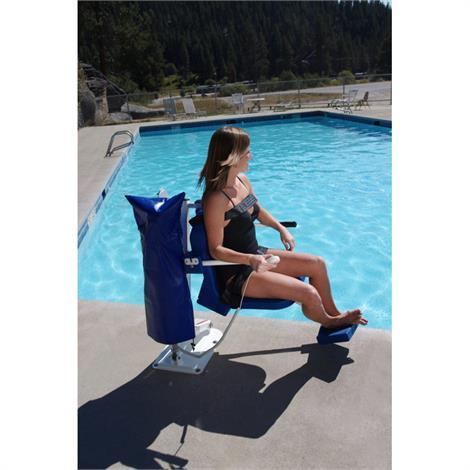 "Aqua Creek Pool Lift Chest Strap,Chest Strap,18"" and 22"" Hard Seats,Each,F-423CS"