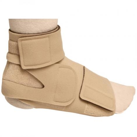 Medi CircAid Juxta-Fit Interlocking Ankle-Foot Wrap,0 to 50 mmHg, Medium, Beige,Each,38260117