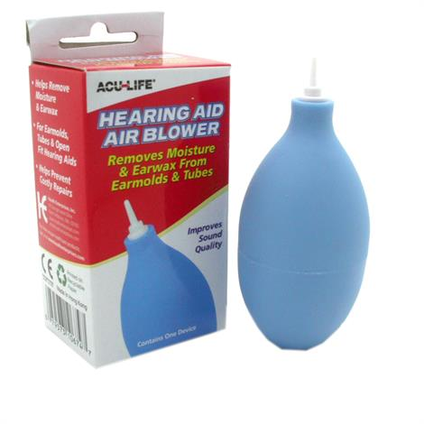 Acu-Life Hearing Aid Air Blower,Hearing Aid Air Blower,Each,HE400674