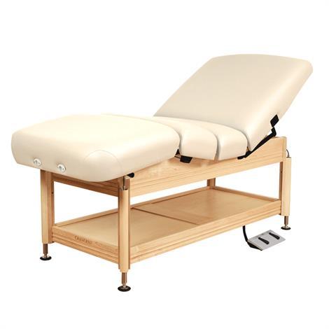 Oakworks Clinician Electric-Hydraulic Lift-Assist Salon Top,0,Each,0