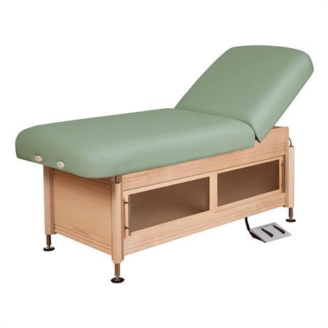 Oakworks Clinician Electric-Hydraulic Lift-Assist Backrest Top,0,Each,0