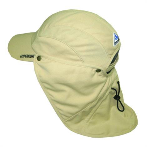 TechNiche Hyperkewl Evaporative Cooling Ultra Sport Cap,Khaki,Each,6596