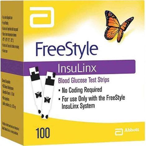 FreeStylex Test Strip,Test Strip,50/Pack,71231-70