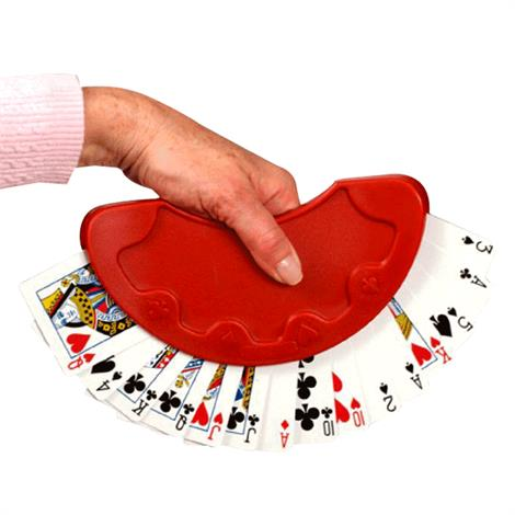 Maddak Card Player Card Holder,Card Holder,4/Pack,H712500004