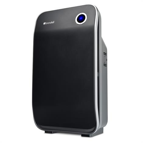 Brondell O2+ Halo True HEPA Air Purifier,Black,Each,PH10-B BRIPH10-B