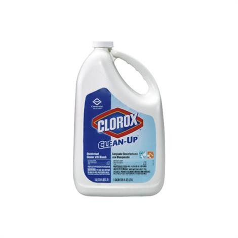 Clorox Clean-Up Surface Cleaner,1 gallon,4/case,35420CT