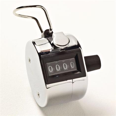 Jamar Individual Hand Tally Counter,Hand Tally Counter,Each,7542