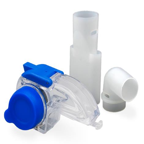 Nephron Pocket Neb Cup With Mouthpiece And Mask Adapter,Pocket Cup,Each,MVD-70-8