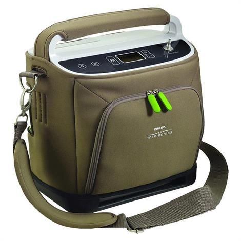 Respironics SimplyGo Portable Oxygen Concentrator,SimplyGo,2 Year Warranty,Each,1068987