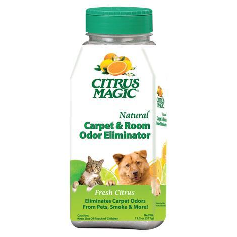 Citrus Magic Carand Room Odor Eliminator,Odor Eliminator, 11.2 oz,Each,615471141-6PK 083487-9