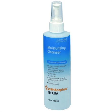 Smith & Nephew Secura Skin Cleanser,4fl oz,Spray Bottle,Each,59430800