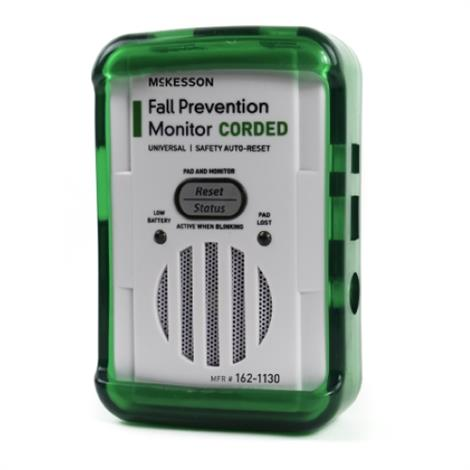 Mckesson Corded Fall Prevention Monitor,1 Year Warranty,Each,162-1130