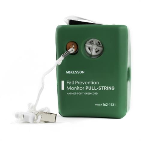 McKesson Pull-String Fall Prevention Monitor,1 Year Warranty,Each,162-1131