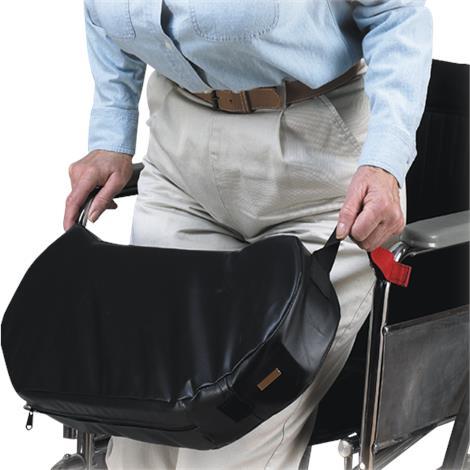 """Skil-Care Lift-Off Lap Cushion Sensor,Fits 16""""-18"""" WheelChair,Each,909525"""