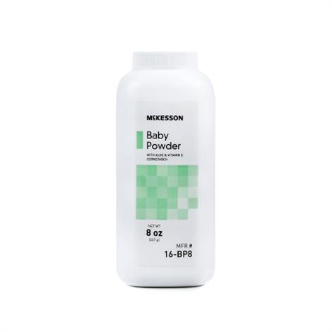Mckesson Cornstarch Powder,14 Oz,Fresh Scent,12/Pack,16-BP14