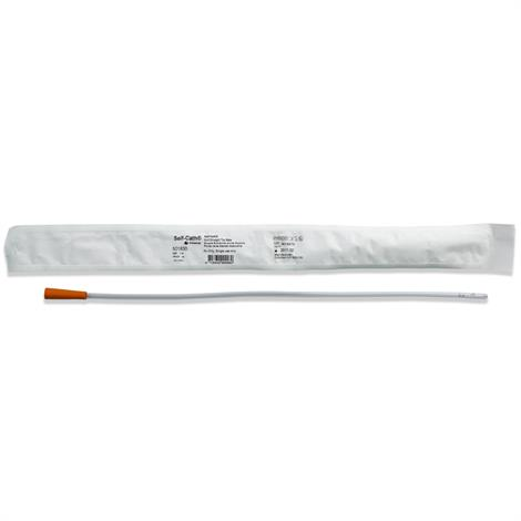 Coloplast Self-Cath Soft Male Intermittent Catheter,12Fr,White Funnel End,100/Case,112