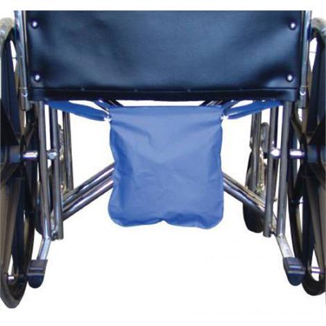McKesson Urinary Drainage Bag Holder,Blue,50/Case,16-5515