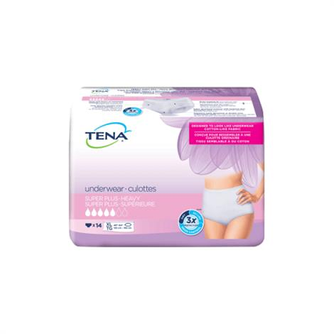 "Tena Women Super Plus Heavy Protective Underwear,X-Large, 48"" To 64"",56/Pack,54287 - from $113.55"