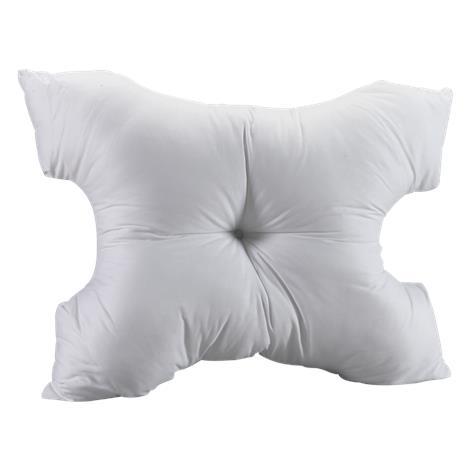 "Bilt-Rite CPAP White Pillow With Cover,20"" x 26"",Each,10-47700"