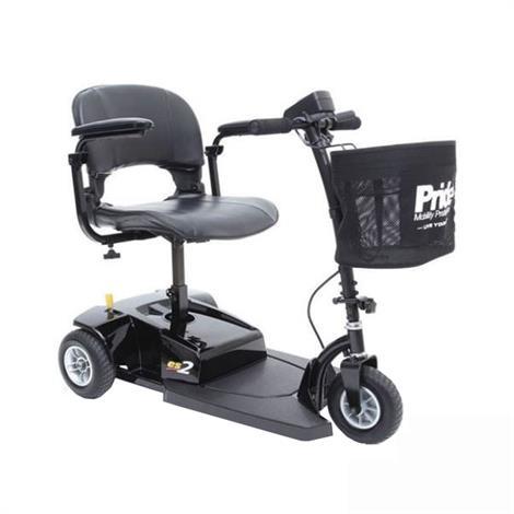 Pride Go-Go ES 2 Three Wheel Mobility Scooter,0,Each,SC81