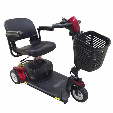 Pride Go-Go Sport Three Wheel Travel Mobility Scooter,0,Each,S73