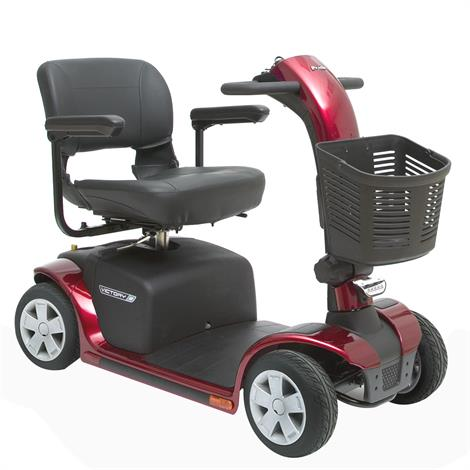 Pride Victory 10 Four Wheel Scooter,0,Each,SC710