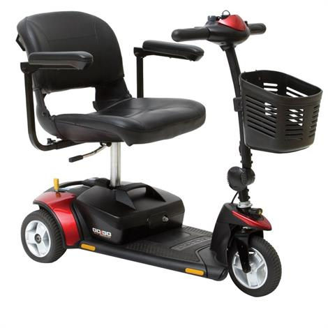 Pride Go-Go Elite Traveller Three Wheel Scooter,0,Each,SC40E