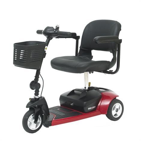 Pride Ultra X Three Wheel Scooter,0,Each,SC40X
