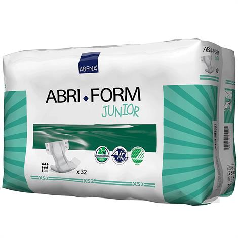 Abena Abri-Form Premium Incontinence Brief - ,,Hip size: 40-60 cm,Absorbency Level: 1500 ml,32/Pack,43050