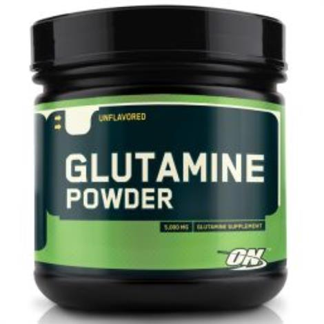 OptimumGlutamine Powder,600g, 120 Servings,Each,3150217