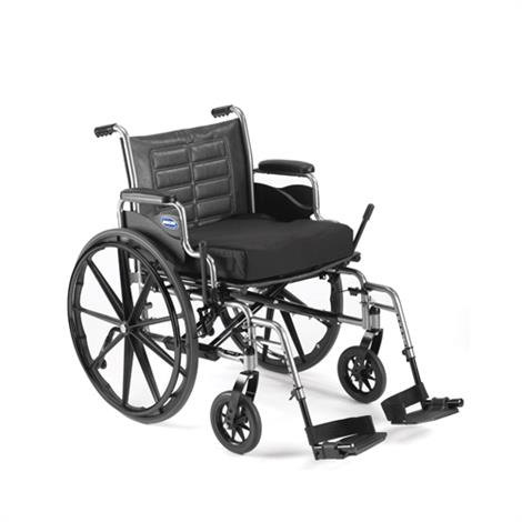 Invacare Tracer IV 24 Inches Full-Length Arms Wheelchair,Each,T424RFAP-T94HAP