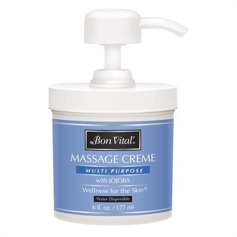 Bon Vital Multi Purpose Massage Creme,1/2 Gallon,Each,BVMPCHG