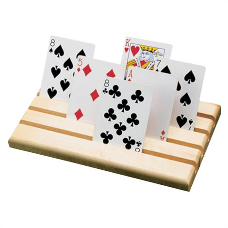 "Handy Four-Slotted Card Holder,9-1/2"" x 5"" (23 x 13 cm),Each,NC29103"