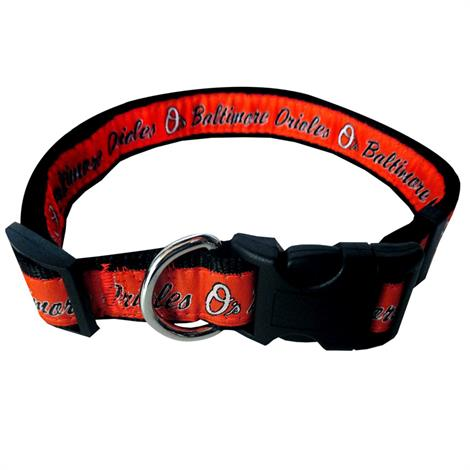First Baltimore Orioles Dog Collar,Large,Each,ORL-3036