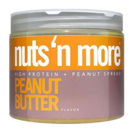 Nuts N More High Butter,Almond Butter, 16oz,Each,3460003