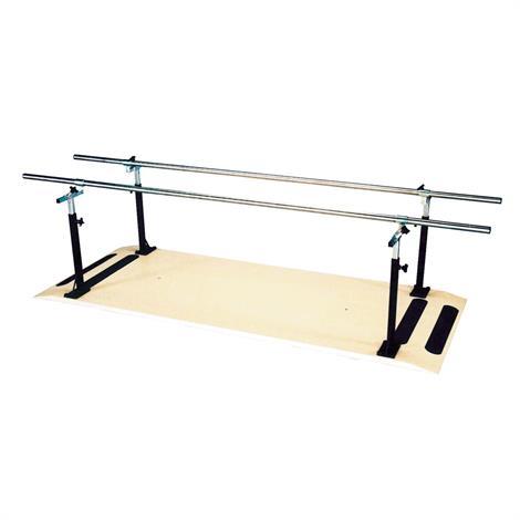 Armedica Platform Mounted Parallel Bar,10 ft Platform Mounted Parallel Bar,Each,AM-710