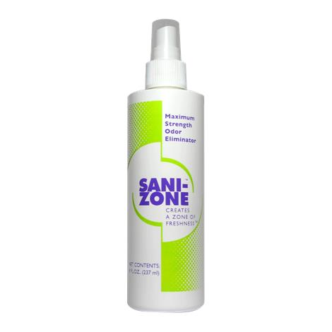Anacapa Sani-Zone Odor Eliminator,2oz,Sani-Zone Odor Eliminator Spray,Each,1002A