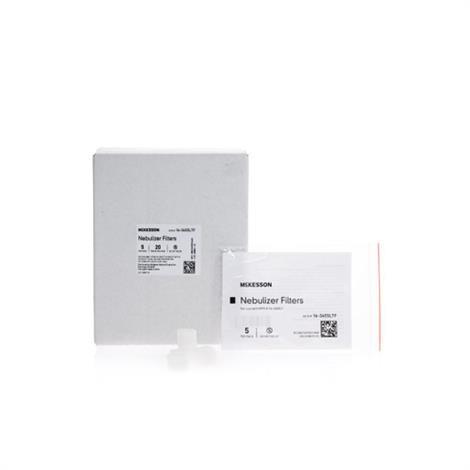 McKesson Nebulizer Filter,Nebulizer Filter,100/Case,16-3655LTF