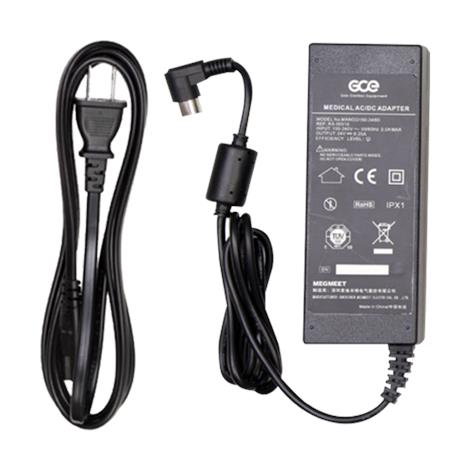 GCE Zen-O AC Power Supply And US Cord for Zen-O Portable Oxygen Concentrator,AC Power Adapter and AC Power Cord,Each,RS-00522