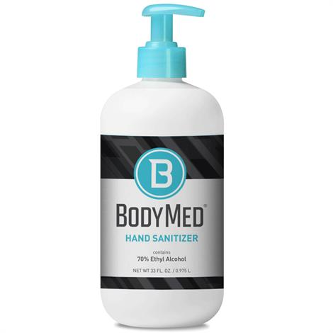 BodyMed Hand Sanitizer,16.9 oz,16/Case,BDMHS16OZCS