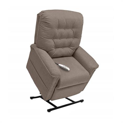 Pride Heritage Three Position Full Recline Chaise Lounger,0,Each,0