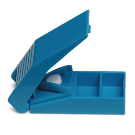 Medline Pill Splitter,Blue,Each,NON135000