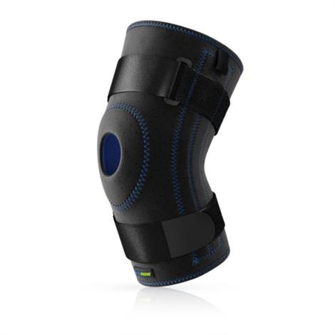 Actimove Sports Edition Adjustable Knee Stabilizer,Black,Large,Each,7245303