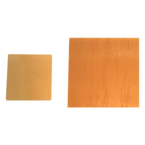 """Nu-Hope Extended Wear Wafer Barrier,4"""" x 4"""" Square,5/Pack,4340-W"""