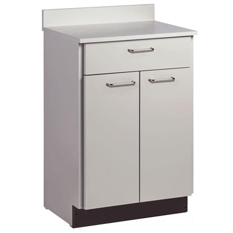 Clinton Treatment Cabinet with Two Doors and One Drawer,0,Each,8821