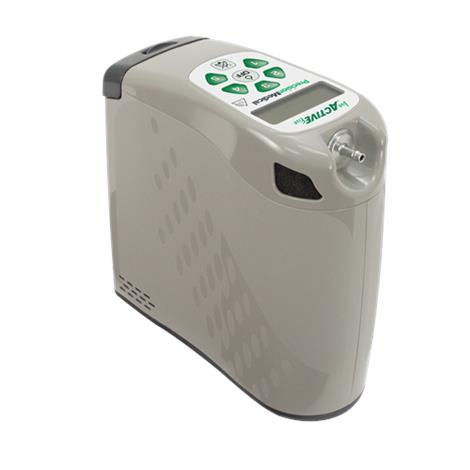 Live Active Five Portable Oxygen Concentrator,Power Bundle,Each,PM4155EB