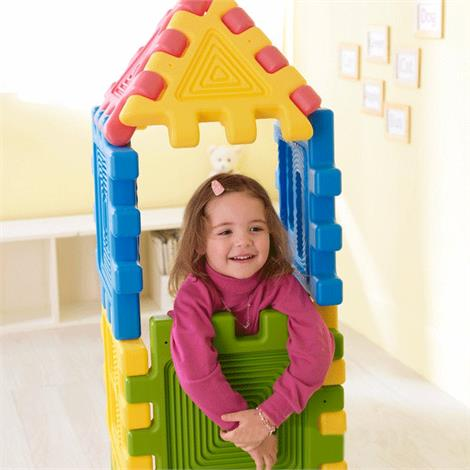 Weplay We-Blocks Construction Tower,We-Blocks Construction Tower,Each,KT1003